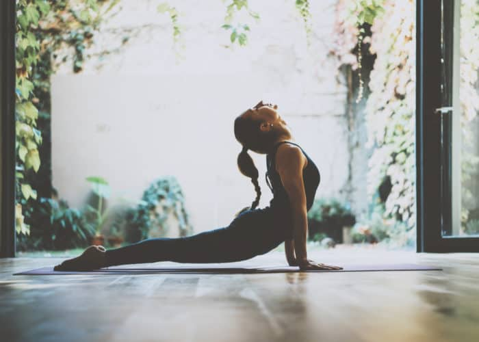 How to lose points by doing yoga